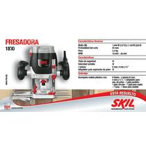 Router Skil 1830 Y Accesorios