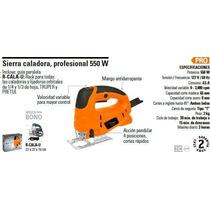 Sierra Caladora Profesional Truper 550 W