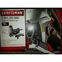 Craftsman Sierra Caladora Profesional 6 Amp
