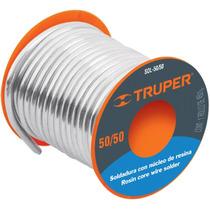 Soldadura Nucleo Resina 50/50 Tuber Hidraulica Truper 14365