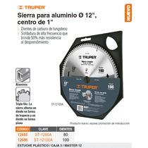 Sierra Circular P/aluminio 12 100 Dien