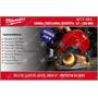 Cortadora De Metales Milwaukee 14 15 Amp. No Bosch Dewalt