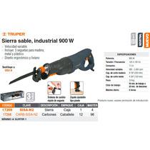 Sierra Sable Industrial 900 W