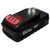 Batería Litio-ion Para Rotomartillo Urrea Rb918 18vcc 1.3 Ah