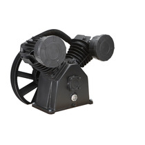Cabezal Para Compresor 5 Hp 145 Psi Doble Cilindro Industria