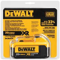 Bateria Dewalt Dcb204 Xr 4.0 Ah Litio 20 Volts **oferta**