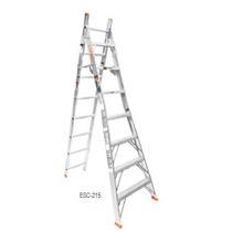 Oferta Escalera De Combinacion 15 Escalones Truper Tijera