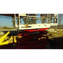 Plataforma De Elevación Tipo Tijera