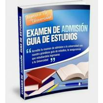 Guia De Examen Exhcoba 2016 Unison, Uaq,uabc,uacj Contestada