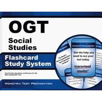 Ogt Social Studies Flashcard Study, Ogt Exam Secrets Test