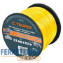 Hilo Redondo 3.3 Mm Amarillo Truper 17650