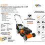 Podadora Motor A Gasolina 18 4 Hp Truper Dizome