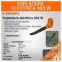 Sopladora Electrica 960 W Truper