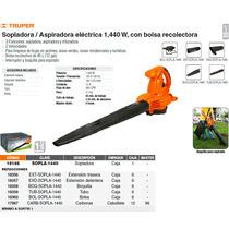Extension Trasera P/ Sopladora Sopla-1440