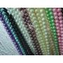 Perla Ideal Para Rosario Pulsera Aretes Collares Por Tira
