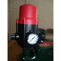 Presurizador Control Automatico Para Bomba Tecnobombas