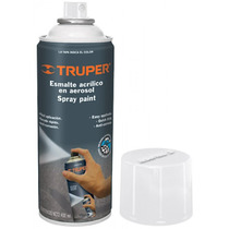 Pintura Blanco Brillante En Aerosol 400 Ml