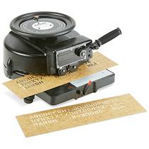 Maquina Estarcidora Para Letras Y Numeros De 1/2 Pulgada