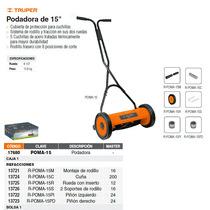 Soporte Del Rodillo De Podadora Manual Poma-15