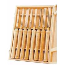 Set 8 Accesorios Torno Madera Cincel Psi Woodworking Lchss8