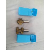 Kit De Brocas Para Router Industriales Machihembrado 3/4