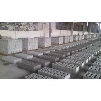 Block De Concreto 12x20x40