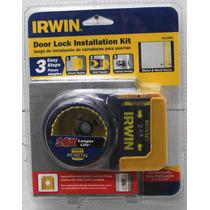 Juego De Instalación De Cerraduras Para Puertas Irwin 311100