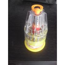 Kit De Desarmadores Para Celulares Y Electronicos 30 Puntas