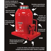 Gato Hidraulico De Botella 20 Ton Uso Pesado Urrea Oferta