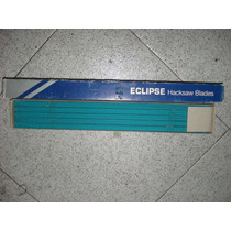 Caja 100 Seguetas Metal Alta Velocidad Bimetal Aa47r Eclipse