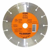 Disco Diamante 9 X 7/8 Ds-segmentado Pferd