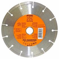 Disco Diamante 7 X 7/8 Ds-segmentado Pferd