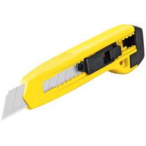 Cutter Plastico De 18 Mm Con Alma De Plastico Pretul 22405
