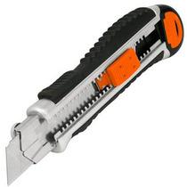 Cutter Con Alma Metalica Trabajo Pesado 18mm Truper 16976