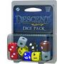 Juego Descent Segunda Edición Dados