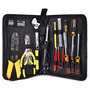 25-piece Electronics & Hand Tool Kit W/soldering Iron & Mas