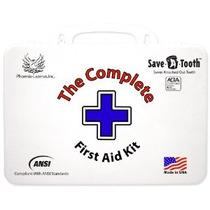 El Botiquín De Primeros Auxilios Completo Ansi Kit De Primer