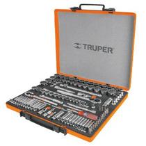 Autocle De 135 Piezas Mixto 1/4 3/8 Y 1/2 Truper 13975