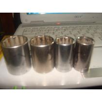 4 Dados Craftsman Milimetrico Para Matraca De 1/2