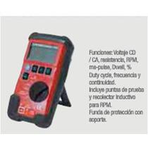 Oferta Multimetro Digital Automotriz 600 Urrea