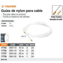 Guia De Nylon Para Cable 20 M