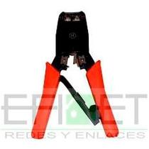 Accredpi32 Pinzas De Ponchado P/rj45 Y Tj11 Modelo (ht-500r)