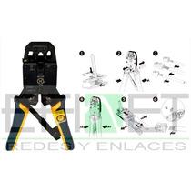 Accredpi12 Pinzas De Ponchado P/rj45 Y Rj11 Modelo (ht-200r)