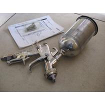 Pistola De Gravedad Marca Sharpe Modelo Razor De 1.5 Hvlp