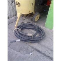 Olla De Sand Blast Capacidad 300 Kls Incluye Mang Y Boquilla