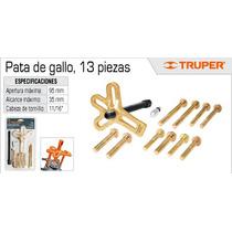 Extractor Pata De Gallo 13 Pzs Marca Truper Oferta