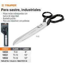Tijera Para Sastre 10 Industrial