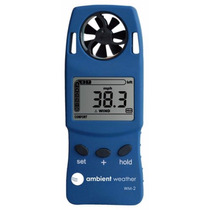 Dispositivo Medidor Velocidad Viento Ambient Weather Wm-2