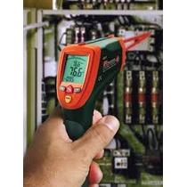 Termometro Laser Extech 42515 Uso Industrial -50c 800c