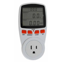 Medidor Consumo Eléctrico Ahorro 120v 15a 1800w Kill A Watt